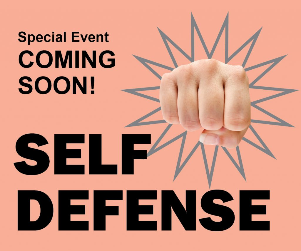 Fit For Life 365 Self Defense Class